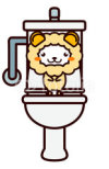 Toilet-and-Animal-Series-トイレと動物シリーズ3